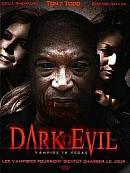 affiche sortie dvd dark evil
