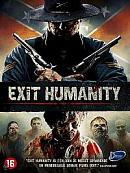 affiche sortie dvd Exit Humanity