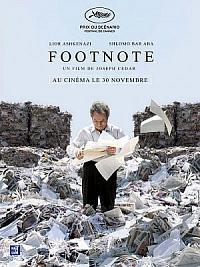 sortie dvd footnote