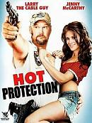 affiche sortie dvd Hot Protection