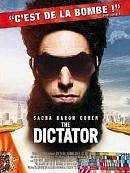 affiche sortie dvd The Dictator