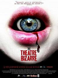 affiche sortie dvd the theatre bizarre