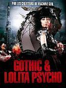 affiche sortie dvd gothic lolita psycho