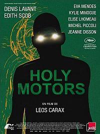 sortie dvd holy motors