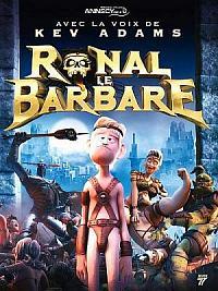 sortie dvd ronal le barbare