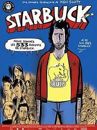 sortie dvd starbuck