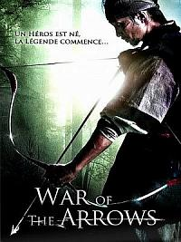 sortie dvd war of the arrows