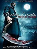 affiche sortie dvd abraham lincoln, tueur de zombies
