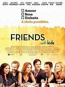 affiche sortie dvd Friends With Kids
