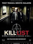 affiche sortie dvd kill list