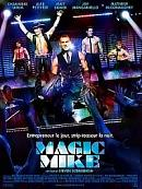affiche sortie dvd Magic Mike