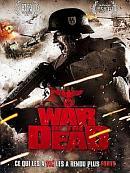 affiche sortie dvd war of the dead
