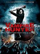 affiche sortie dvd abraham lincoln - chasseur de vampires