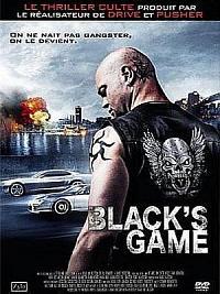 sortie dvd black's game
