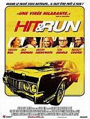 affiche sortie dvd Hit and run