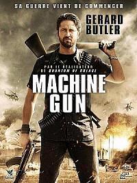sortie dvd machine gun
