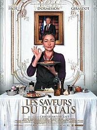 sortie dvd les saveurs du palais