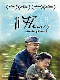 sortie dvd 11 fleurs