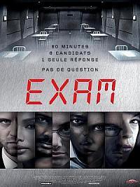 sortie dvd exam
