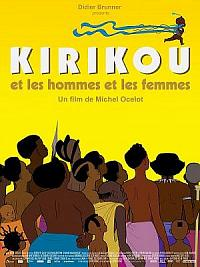 sortie dvd kirikou et les hommes et les femmes