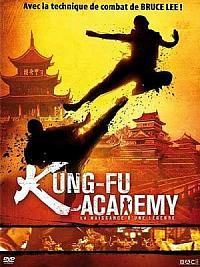 sortie dvd kung-fu academy