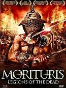 affiche sortie dvd morituris - legions of the dead