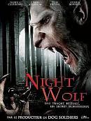 affiche sortie dvd night wolf