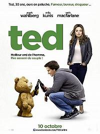 sortie dvd ted