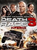 sortie dvd death race 3 - inferno
