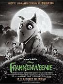 affiche sortie dvd frankenweenie