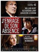 sortie dvd j'enrage de son absence