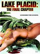 affiche sortie dvd lake placid - the final chapter