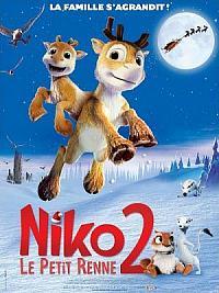 sortie dvd niko le petit renne 2