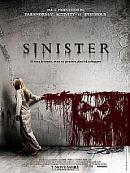 affiche sortie dvd Sinister