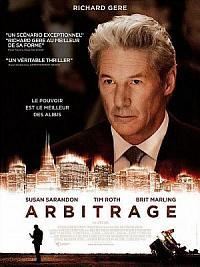 sortie dvd arbitrage