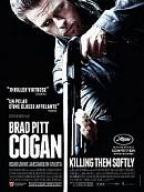 affiche sortie dvd Cogan - Killing Them Softly