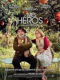 sortie dvd mes heros