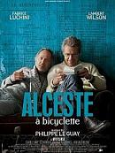 affiche sortie dvd alceste a bicyclette