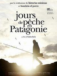 affiche sortie dvd jours de peche en patagonie