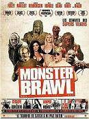 affiche sortie dvd monster brawl