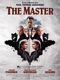 affiche sortie dvd the master