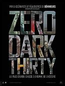 affiche sortie dvd Zero Dark Thirty