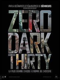 affiche sortie dvd zero dark thirty