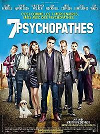 affiche sortie dvd 7 psychopathes