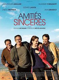 affiche sortie dvd amities sinceres
