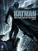affiche sortie dvd batman - the dark knight returns, part 1