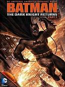 affiche sortie dvd batman - the dark knight returns, part 2