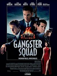affiche sortie dvd Gangster Squad