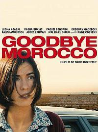 affiche sortie dvd goodbye morocco