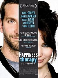 affiche sortie dvd happiness therapy